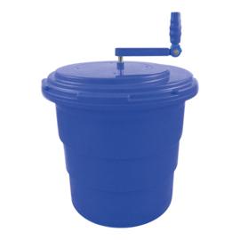 Slacentrifuge - 3 etages - 20 Liter