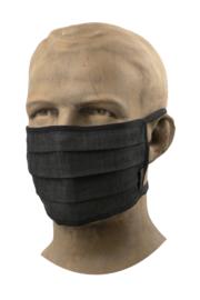 Mondkapje horeca - Classic Antra Denim / hospitality face mask - Chaud Devant