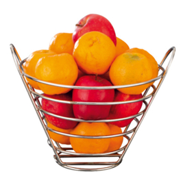 Sinaasappelkorf - verchroomd - type A of B