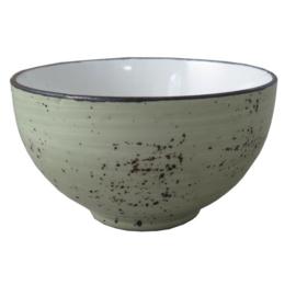 Rustic - kom / rijstbowl rond 15,5 cm
