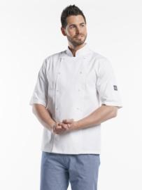 Koksbuis Chaud Devant - Hilton Poco White Short Sleeve