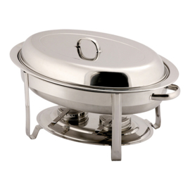 Chafing dish ovaal - CaterChef