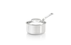 Steelpan met deksel - 16 cm - De Buyer - Affinity
