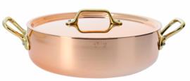 Sauteerpan koper - 20 cm - Inocuivre - De Buyer