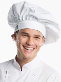 Koksmuts - Chaud Devant - Chef Hat Bianco - one size