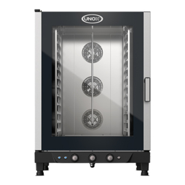 Heteluchtoven - Unox - Type ChefLux Manual - XV893 - 12x 1/1GN