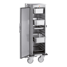 Voedsel transportwagen - CaterChef - 1/1 GN of 2/1 GN - 10 of 16 regalen