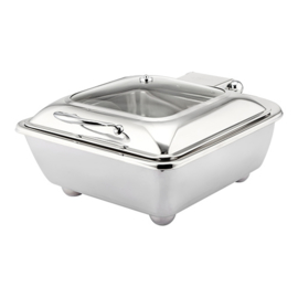 Chafing Dish electrisch - vierkant of rond