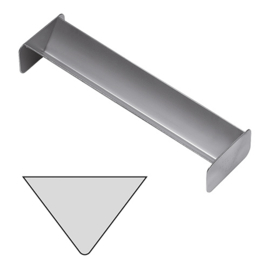 Pate/Terrine vorm - Rvs - 3 types (met of zonder deksel)
