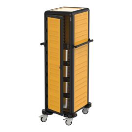 Regaalwagen / voedseltransportwagen 30 regalen - CaterChef - Gastrolley