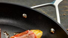 Koekenpan / bakpan antiaanbaklaag Demeyere - Alu Pro - 20 cm