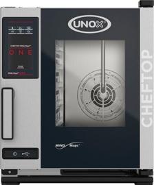 Combisteamer - Unox - XECC-0523-E1R - ChefTop MindMaps One Compact - greep links