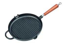 Grillpan gietijzer 28 cm - Ronneby Bruk 'Maestro'