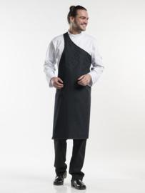 Schort Chaud Devant - Butcher Black Denim W90 - L100