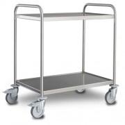 serveerwagens, regaalwagens, bordenrekken en transport meubilair