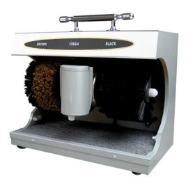 Schoenpoetsmachine (en creme)
