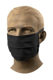 Mondkapje horeca - Classic Black / hospitality face mask - Chaud Devant