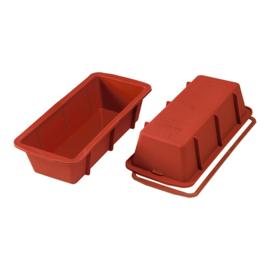 Flexibele bakvorm cake - Uniflex - Silikomart - 3 maten
