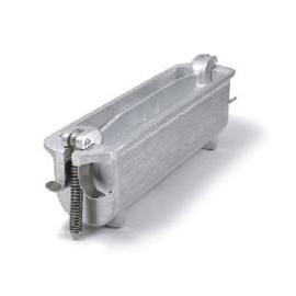 Adelmann patévorm - 6R halfrond gietaluminium