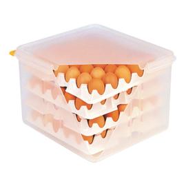 Eierbewaardoos - Araven - kunststof incl. 8 eierhouders