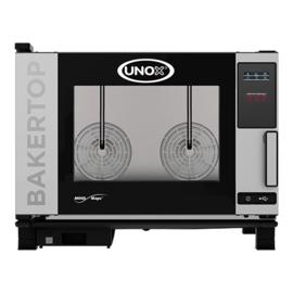 Bake-off oven - Unox - XEBC-04EU-E1R - BakerTop MindMaps One - 4x 60x40 BakeryNorm