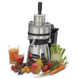 Sapcentrifuges, citruspersen en slowjuicers