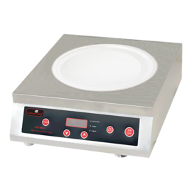 Wok-inductiekoker - 3100W - CaterChef