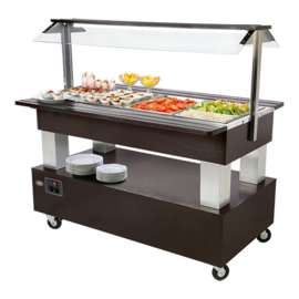 Buffet / salade bar - Roller Grill - type B