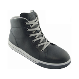 Chef shoes Sneaker Line - Grey S3 - High model