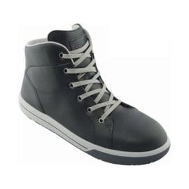 Koksschoenen Sneaker Line grijs S3 - hoog model