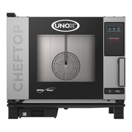 Combisteamer - Unox - XEVC-0511-E1R - ChefTop MindMaps One - 5x 1/1 GN