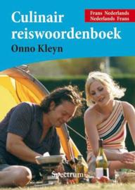 Culinair Reiswoordenboek Frans-Nederlands / Nederlands-Frans