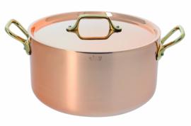 Kookpan koper - 16 cm - Inocuivre - De Buyer