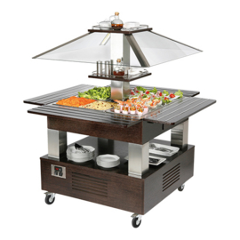 Buffet / salade bar - Roller Grill - type A