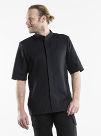 Koksbuis Chaud Devant - Salerno SFX Black short sleeve