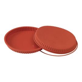Flexibele bakvorm taart, kartel - Uniflex - Silikomart - 3 maten