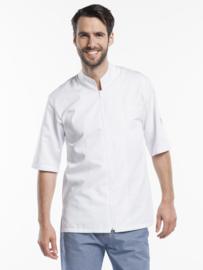 Koksbuis Chaud Devant - Monza White Short Sleeve