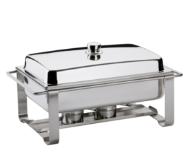 Chafing dish - Spring Eco Complete - 1/1 GN
