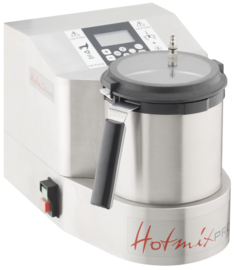 thermoblender met vacuum - HotmixPRO Master / 2 liter / 24-190°C / 16.000 t/min