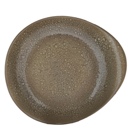 Pasta bord Pebble diep 27.5 cm - Continental Moon - Hazel Brown