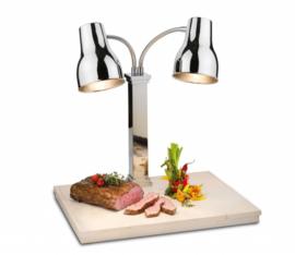 Warmhoudbrug - Spring - 2 lampen