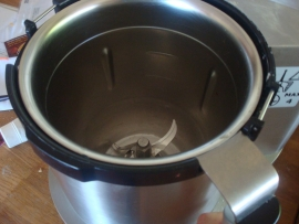 thermoblender - HotmixPRO Easy / 2 liter / 24-130°C / 10.000 t/min
