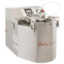 thermoblender met vacuum - HotmixPRO Master 5 Stars / 5 liter / 24-190°C / 8.000 t/min