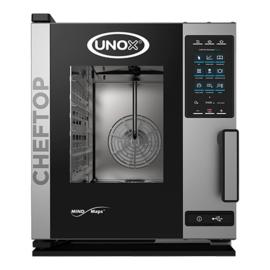 Combisteamer - Unox - XECC-0523-EPR - ChefTop MindMaps Plus Compact - 5x 2/3 GN