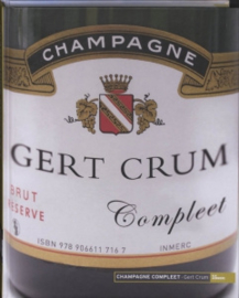 Champagne Compleet - Gert Crum