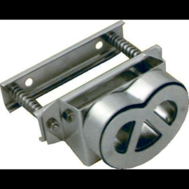 Uitsteker - krakeling - rvs - Dia 7 of 8 cm