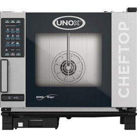 Combisteamer - Unox - XEVC-0511-EPL - ChefTop MindMaps Plus - 5x 1/1 GN - greep links