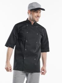 Koksbuis Chaud Devant - Hilton Poco Black Short Sleeve