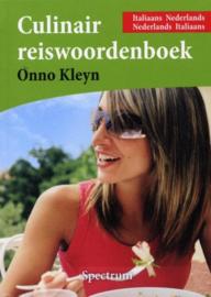 Culinair Reiswoordenboek Italiaans-Nederlands / Nederlands-Italiaans