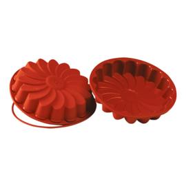 Flexibele bakvorm - Taartvorm Marguerite - Silikomart - Uniflex